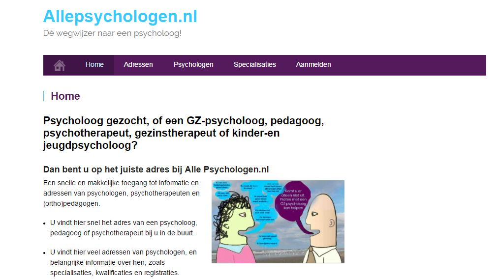 Alle Psychologen.nl