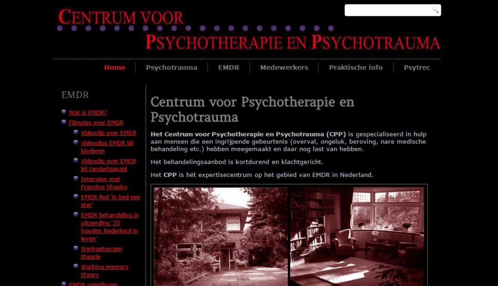 Trauma en psychotherapie