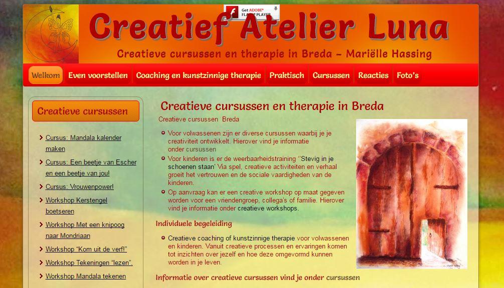 Creatief Breda cursussen
