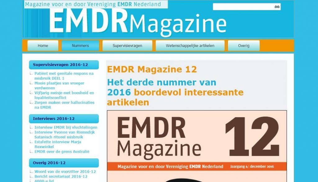 EMDR Magazine
