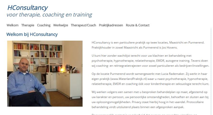 HConsultancy, coaching