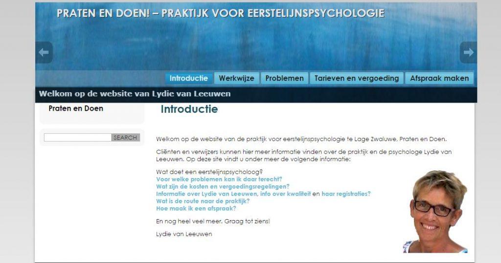 Lage Zwaluwe, Psycholoog