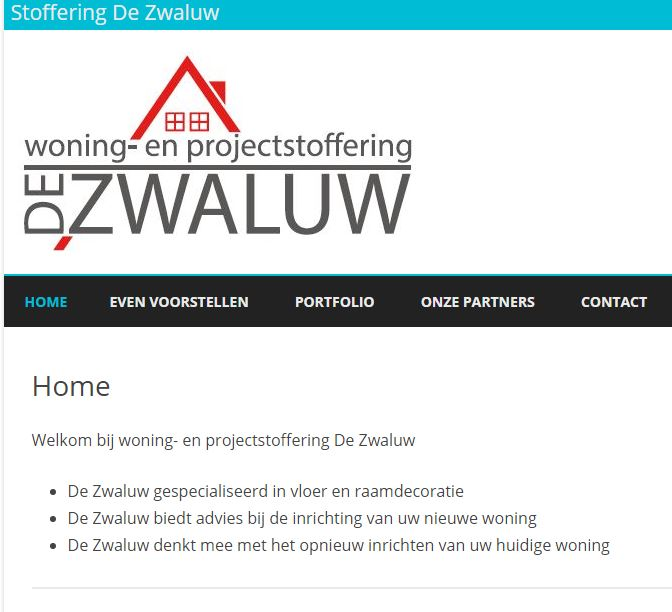 Stofferingsbedrijf Lage Zwaluwe