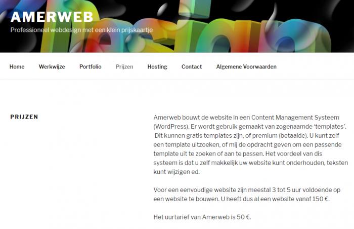 Amerweb