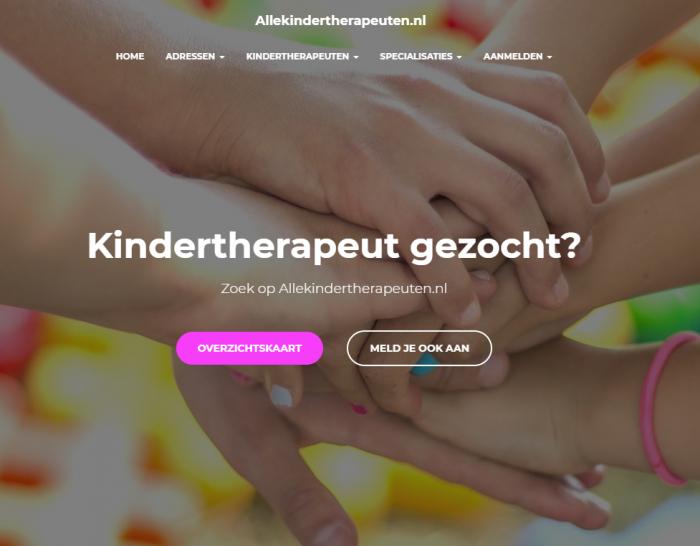 Allekindertherapeuten.nl
