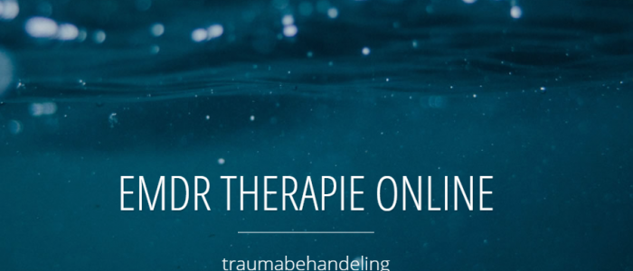 EMDR Therapie Online